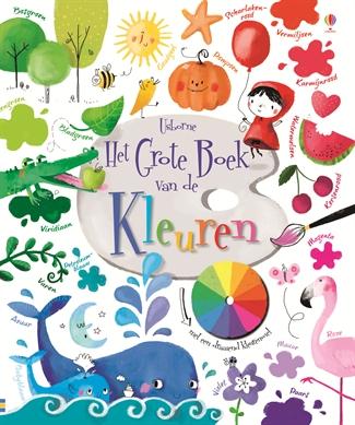 Het grote boek van de kleuren