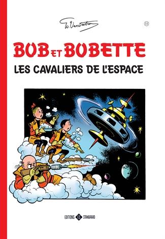 11 Les Cavaliers de l'Espace