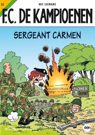 25 Sergeant Carmen