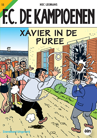 11 Xavier in de Puree