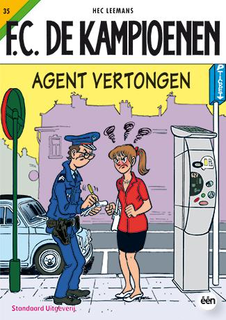 35 Agent Vertongen