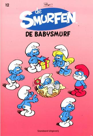 12 De babysmurf