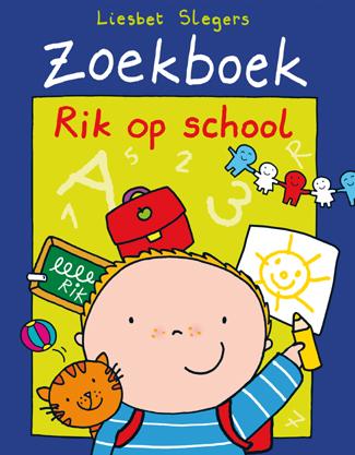 Zoekboek – Rik op school