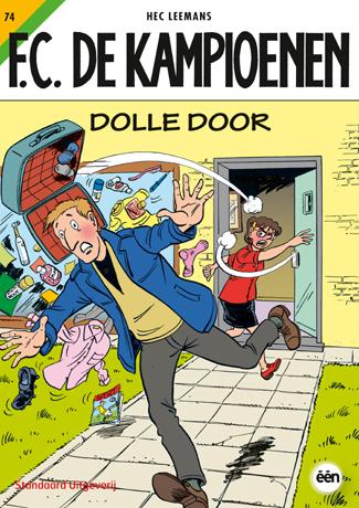 74 Dolle Door