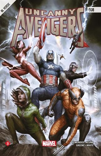 08 Uncanny Avengers
