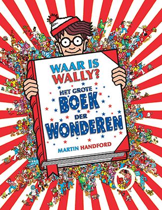 Waar is Wally? Het grote boek der wonderen