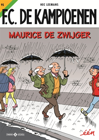 95 Maurice De Zwijger