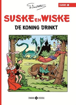 05 De Koning drinkt