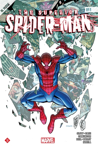 11 Superior Spider-man