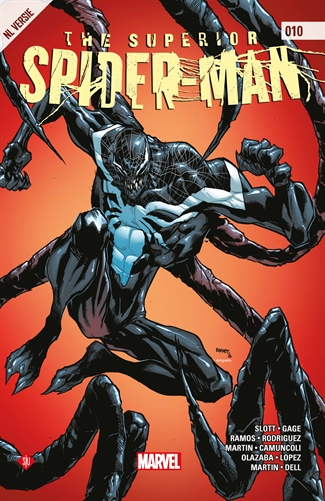 10 Superior Spider-Man