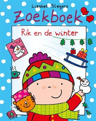 Zoekboek – Rik en de winter