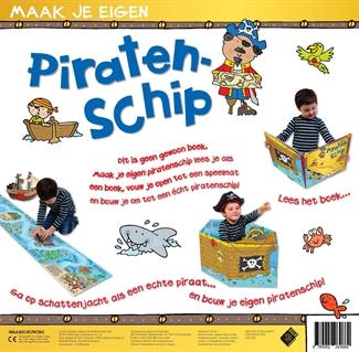 Maak je eigen Piratenschip