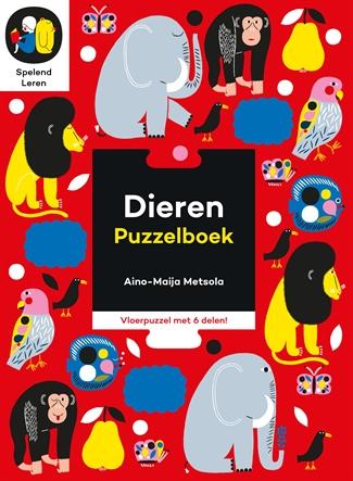 Dieren Puzzelboek