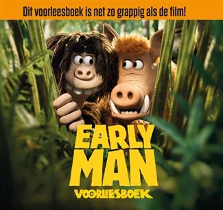 Early Man – Voorleesboek