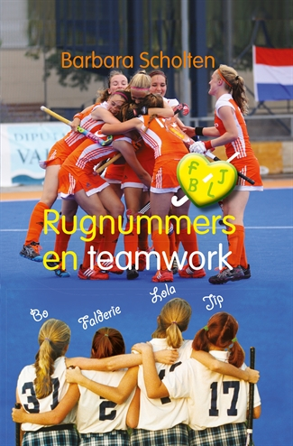 I Love Hockey 6: Rugnummers en teamwork