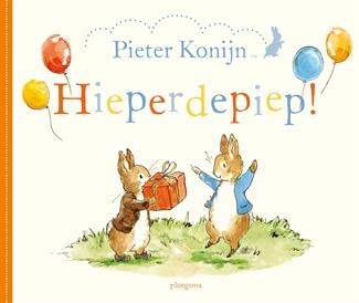 Pieter Konijn: Hieperdepiep!