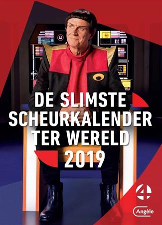De Slimste Scheurkalender 2019