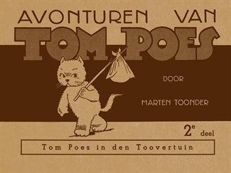 Tom Poes in de toovertuin