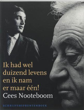 Schrijversprentenboek 40 Cees Nooteboom