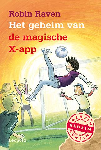 Het geheim van de magische X-app