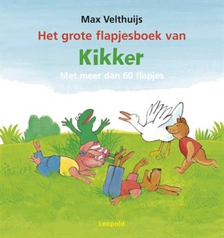 Het grote flapjesboek van Kikker en zijn vriendjes