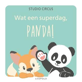 Wat een superdag, Panda!