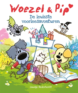Woezel & Pip – De leukste voorleesavonturen