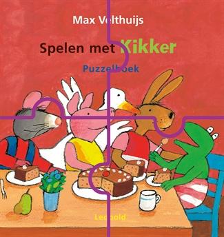 Spelen met Kikker – Puzzelboek