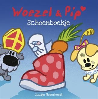 Woezel & Pip – Schoenboekje
