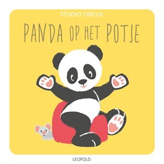 Panda op het potje