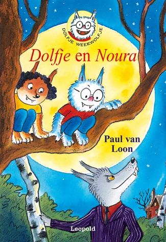Dolfje Weerwolfje 19 – Dolfje en Noura