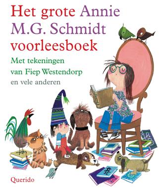 Grote Annie M.G. Schmidt voorleesboek