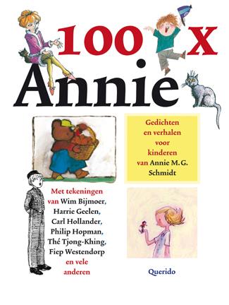 100 x Annie