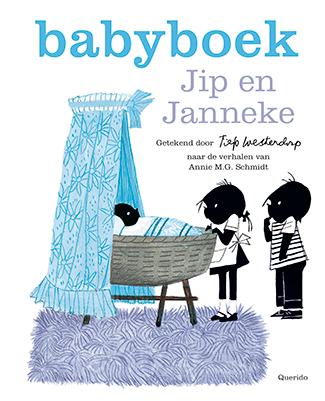 Jip en Janneke jongen babyboek