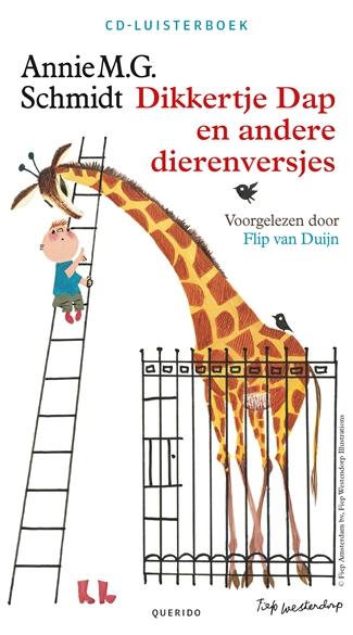 Dikkertje Dap en andere dierenversjes Luisterboek