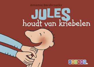 Jules houdt van kriebelen