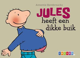 Jules heeft een dikke buik