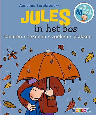 Doe mee met Jules in het bos