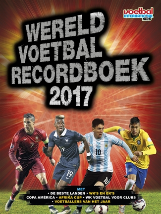 Wereld Voetbal Recordboek 2017