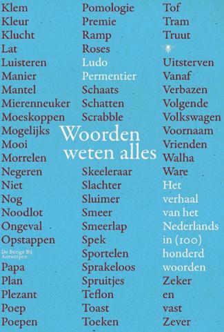 Het verhaal van het Nederlands in 100 woorden