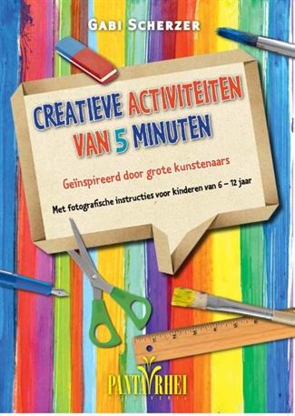 Creatieve activiteiten van 5 minuten