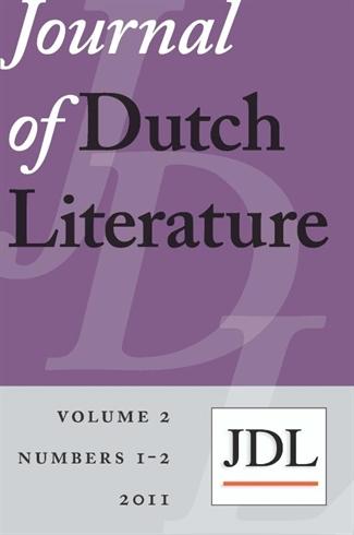 Journal of Dutch literature