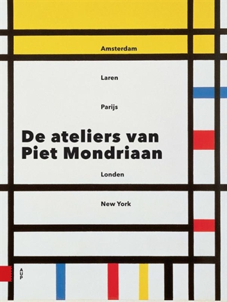 De ateliers van Piet Mondriaan