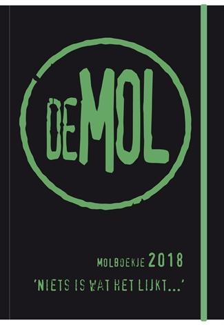 Wie is de Mol? – Molboekje 2018