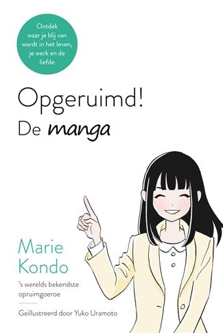 Opgeruimd! – De manga