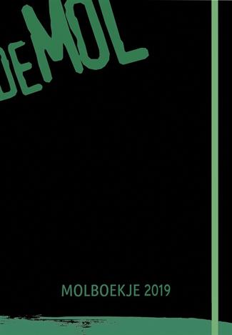 Wie is de Mol? – Molboekje 2019