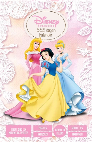 Princessen Activitycalender