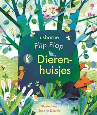 Flip Flap – Dierenhuisjes