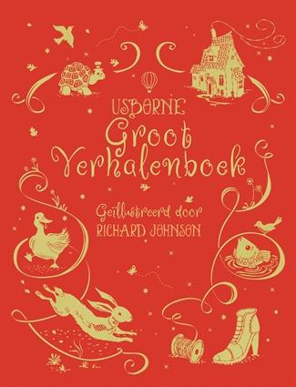 Usborne groot verhalenboek