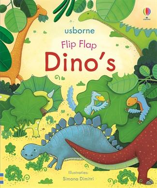 Flip Flap – Kijk binnen in Dino's